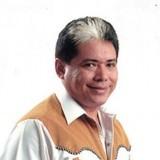 Domingo Garcia cantante de musica llanera.