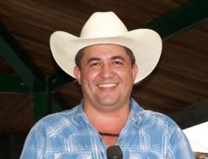 Jaime Balza cantante de musica llanera.