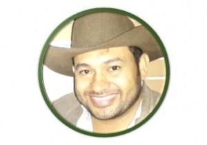 Ronald Silva cantante de música llanera.