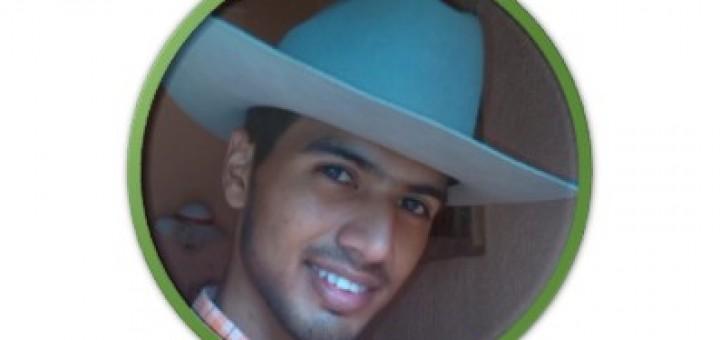 Anderson Medina cantante de música llanera.