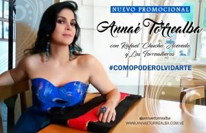 Annae Torrealba como podre olvidarte