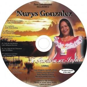 Nurys Gonzales