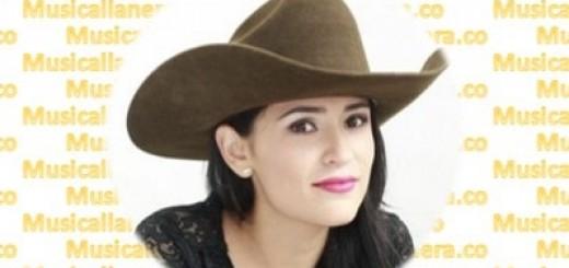 Milena Benites cantante de música llanera.
