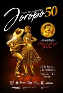 Lanzamiento 50 Torneo Internacional del Joropo @ Teatro Mayor Julio Mario Santo Domingo